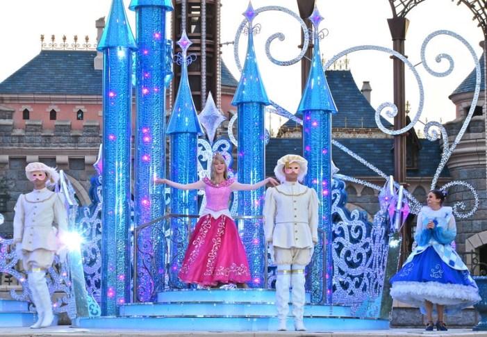 Starlit Princess Waltz, Disneyland Paris 25th anniversary