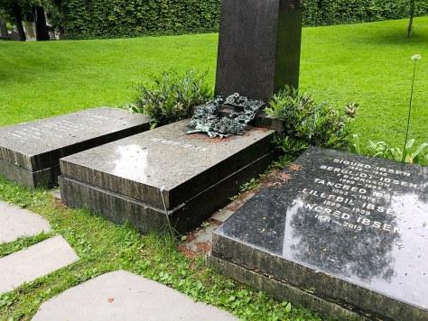 Oslo -- Vår Frelsers gravlund