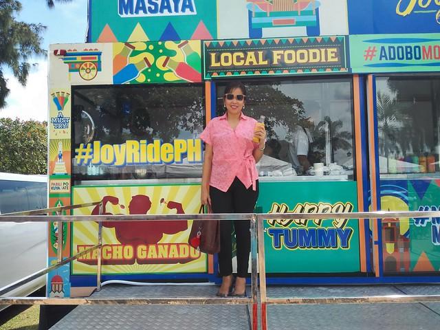 NutriAsia food truck