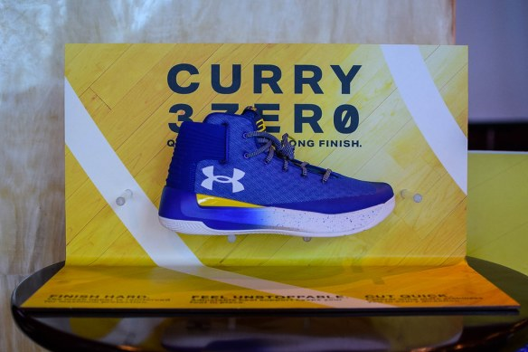more photos 9f13e cb721 Under Armour Philippines Launches Curry 3Zero | Franc Ramon