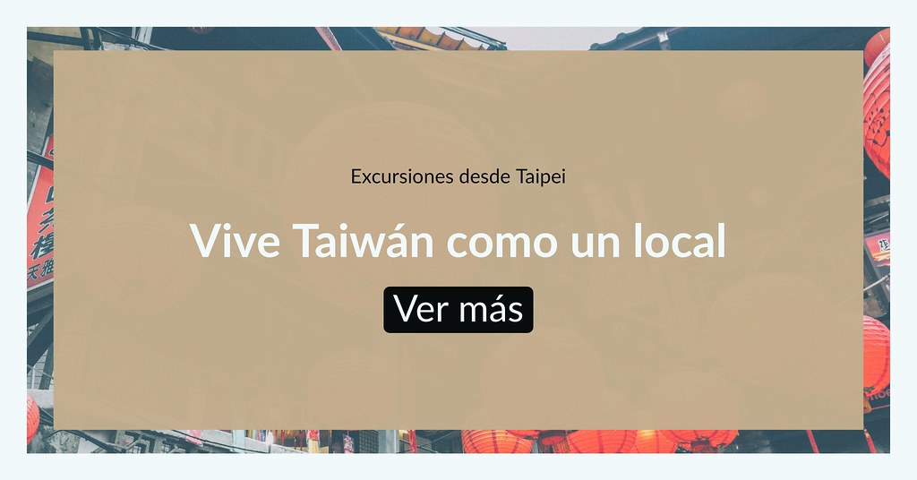 Excursiones en Taiwán