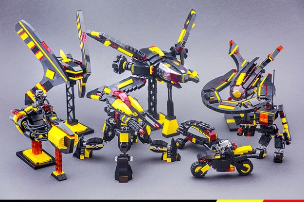 Lego Blacktron Archives  The Brothers Brick  The -5283
