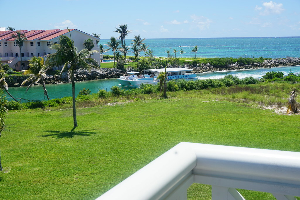 grand lucayan resort marina view
