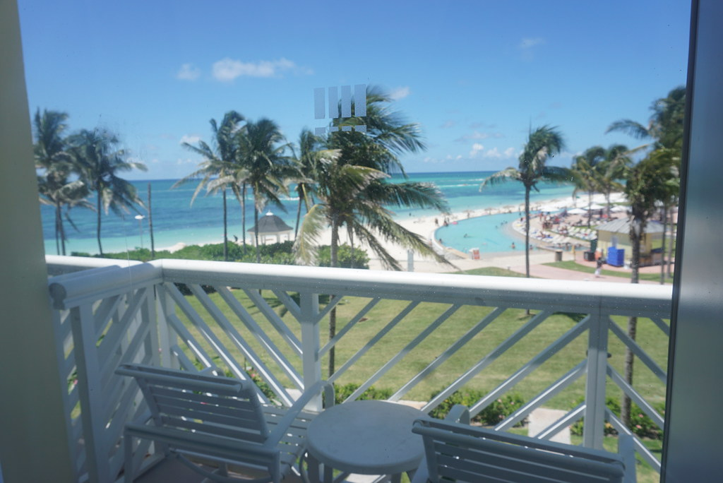 grand lucayan resort balcony