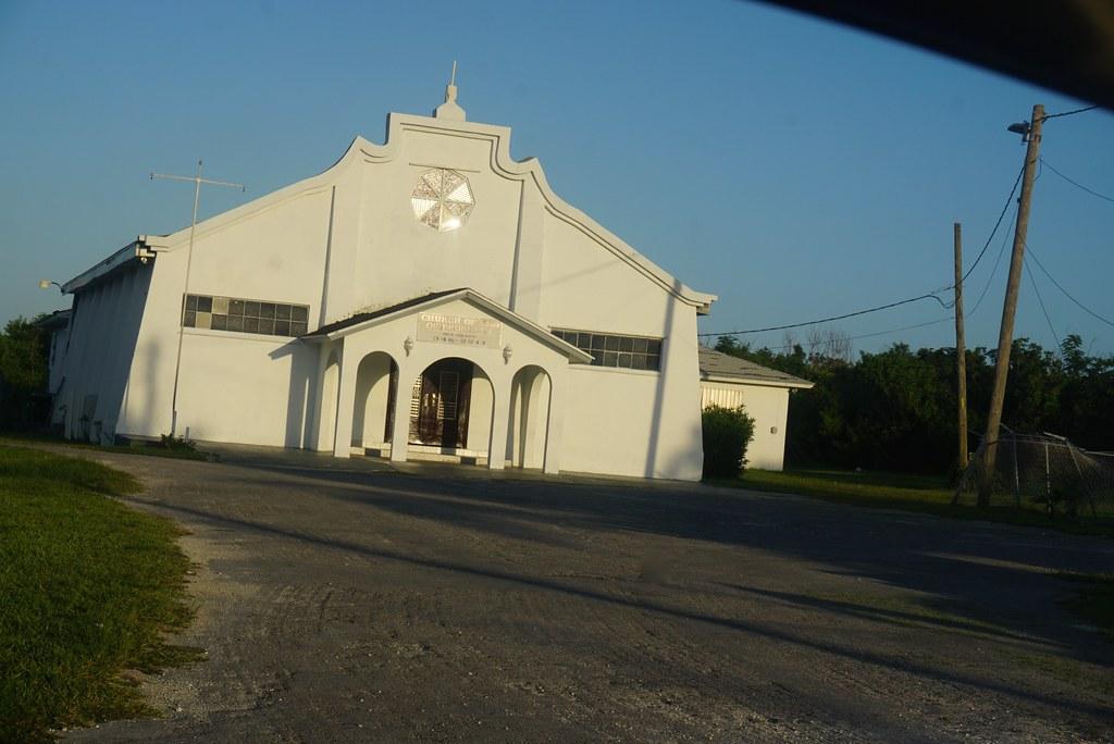 grand bahama island church