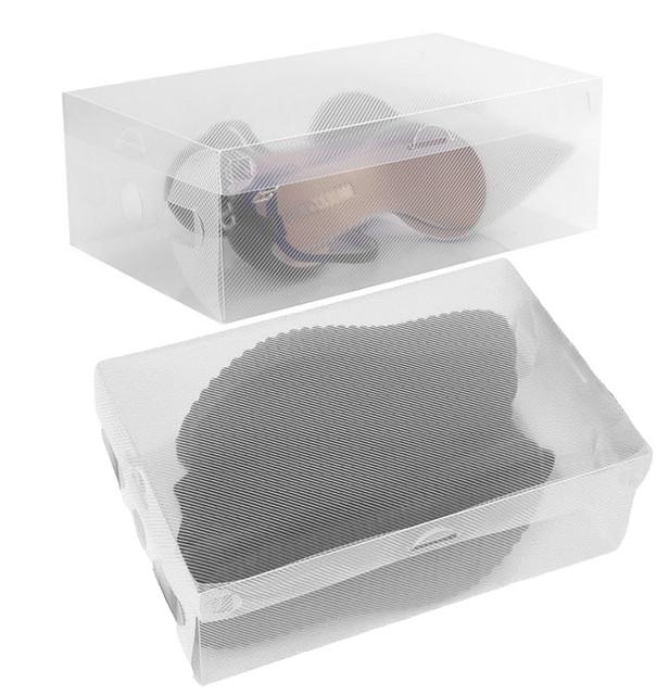 Hộp đựng giày trong suốt bằng nhựa Cần Thơ