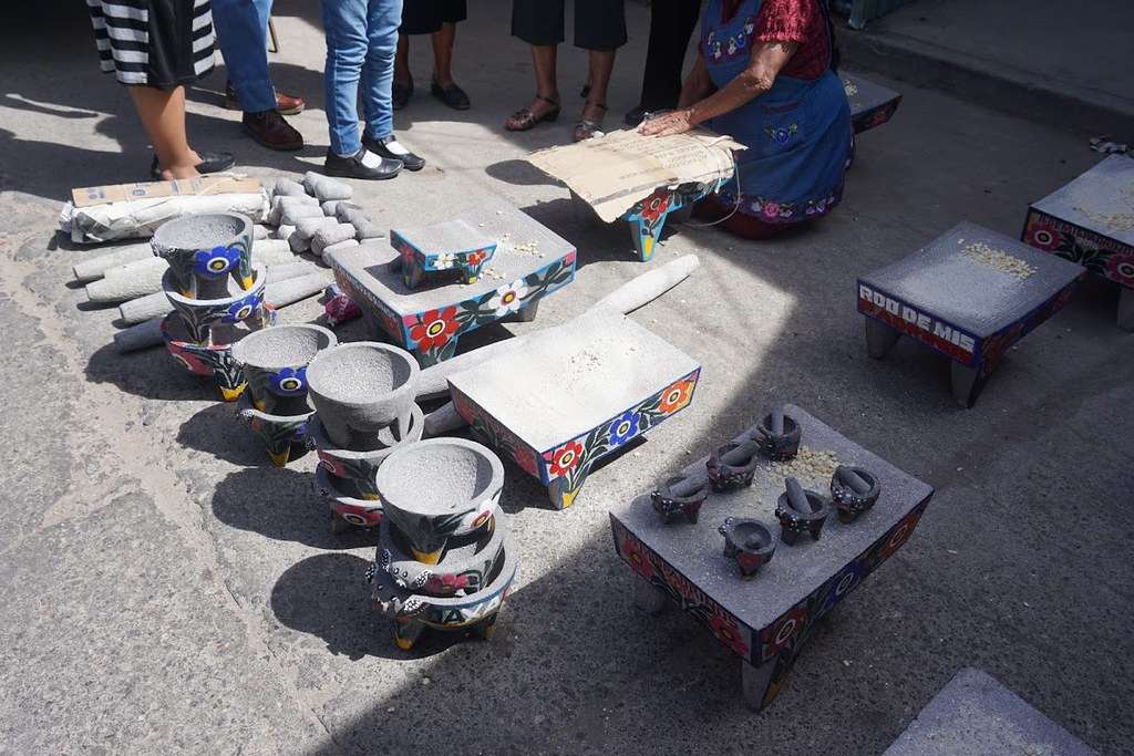 oaxaca mexico market sales