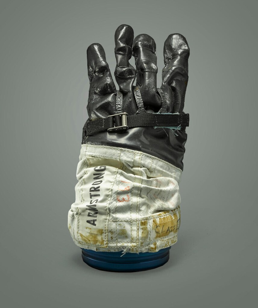 Neil Armstrong Apollo A7l Glove I Picked Up A Couple Of