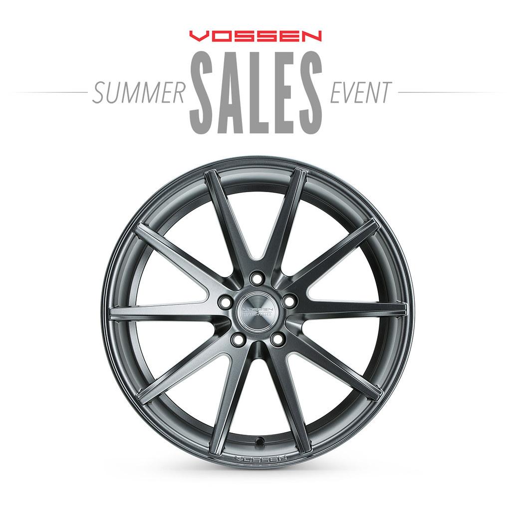 Vossen Wheels Summer Sale Don T Miss Out