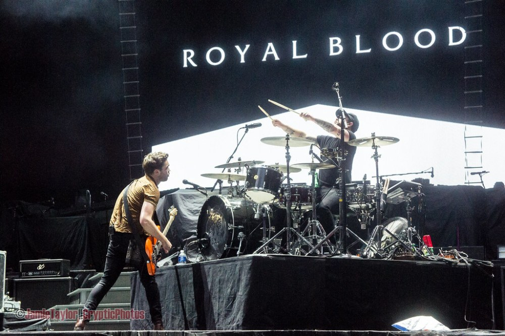 Royal Blood @ BC Place Stadium - September 1st 2017