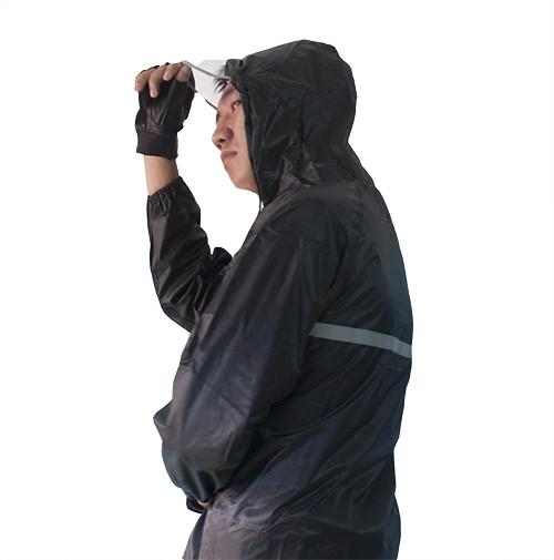Áo khoác đi mưa hoody Cần Thơ