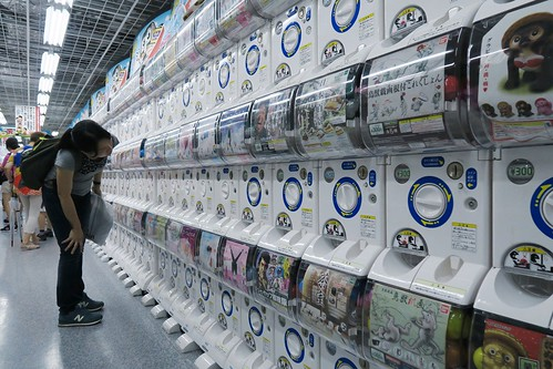【2017日本京都七日訪】女孩眼中的消費世界—扭蛋、文具、生鮮超市