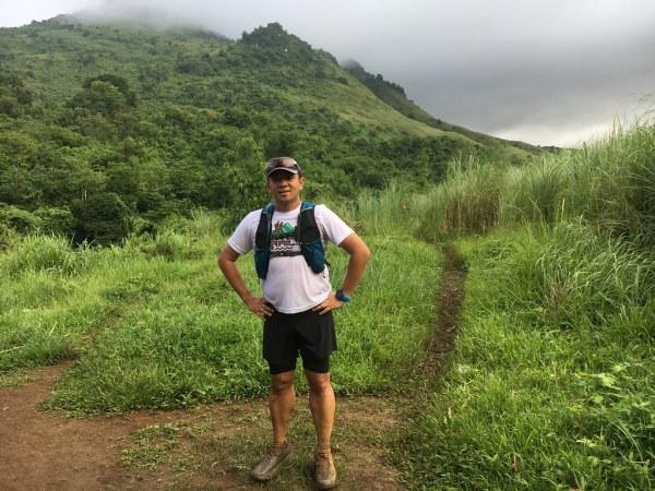 Using Suunto Spartan Sport WHR at Double Terrain Challenge