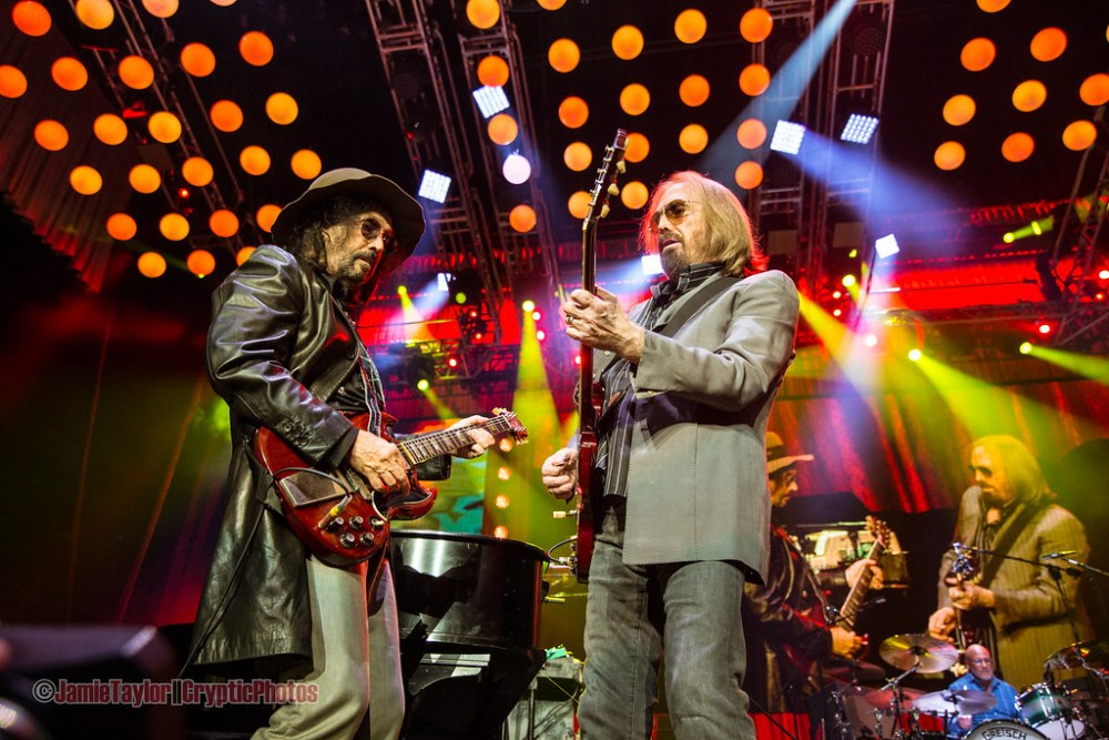 Tom Petty and the Heartbreakers at Rogers Arena in Vancouver, BC on August 17th 2017