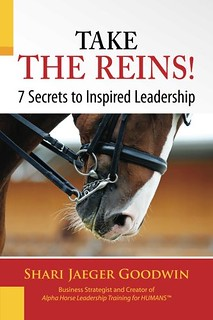 Take the Reins! 7 Secrets to Inspired Leadership by Shari Jaeger Goodwin