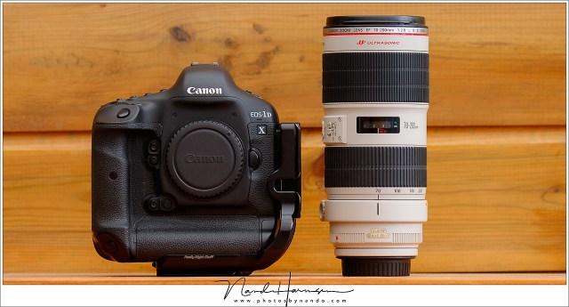Een 70-200mm is voor mij voldoende om die enkele keer actie te fotograferen.