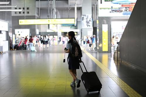 【2017日本京都七日訪】車站是一座城市的出入口—京都車站