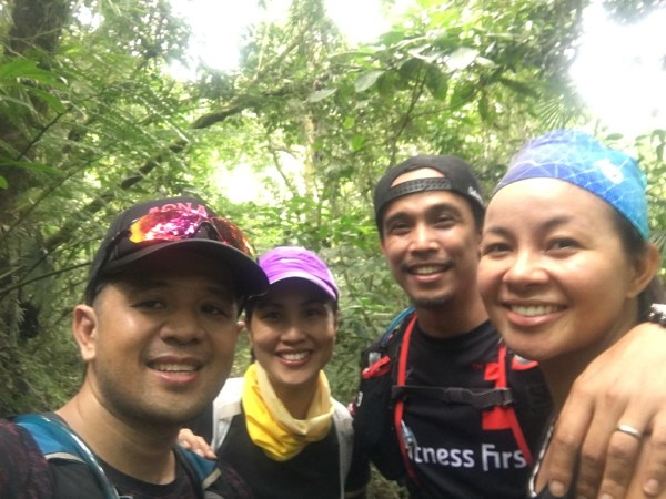 With Jaymie (The Bull Runner), Joey (The Boss) and Sitti (Bossa).