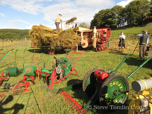 Beamish Show of Agriculture 2017