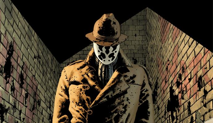 "Rorschach de ""Watchmen"""
