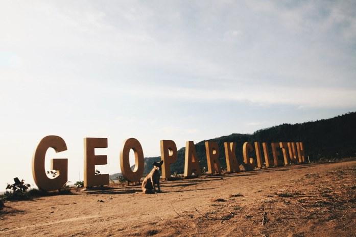 Geopark Ciletuh Pantai Palangpang