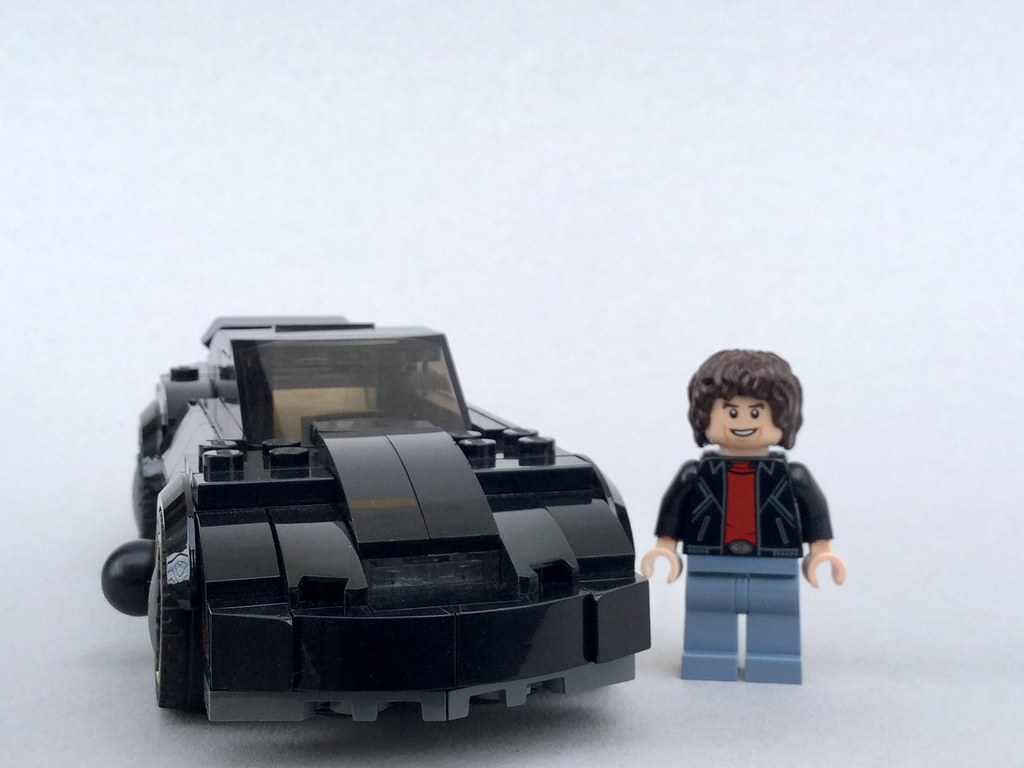 LEGO Knight Rider Scanner Light Off   For Sale at MOCHUB   Janultra         LEGO Knight Rider Scanner Light Off   by Janultra