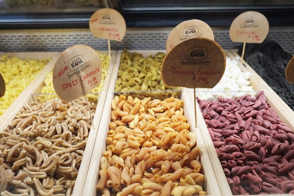Giovanni Rana Pastificio & Cucina Chelsea Market