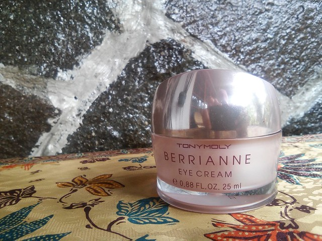 Tony Moly Berrianne Eye Cream