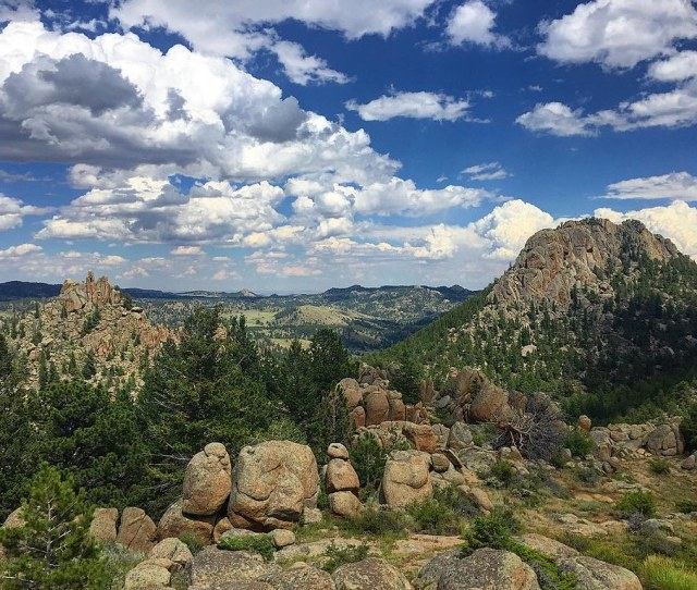 By Soundwriter View From Monster Mountain Ben Delatour Scout Ranch Co By Soundwriter