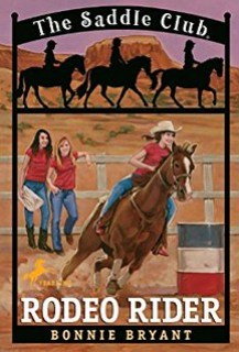Rodeo Rider (Saddle Club #12) by Bonnie Bryant | Equus Education