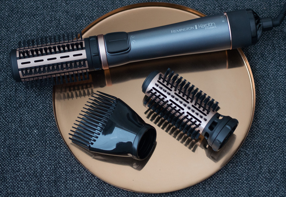remington keratin protect air styler