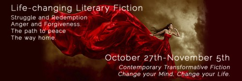 Life-changing Literary Fiction Group Giveaway