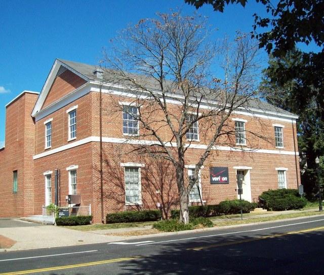 Moorestown Nj Telephone Building By Jsf0864