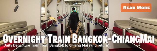 Link Overnight Train Bangkok to Chiang Mai