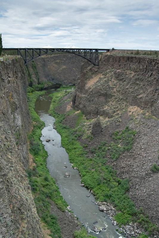 Peter Skene Ogden Viewpoint - High Desert Oregon
