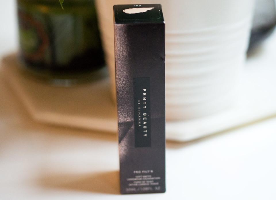 fenty beauty pro filter foundation