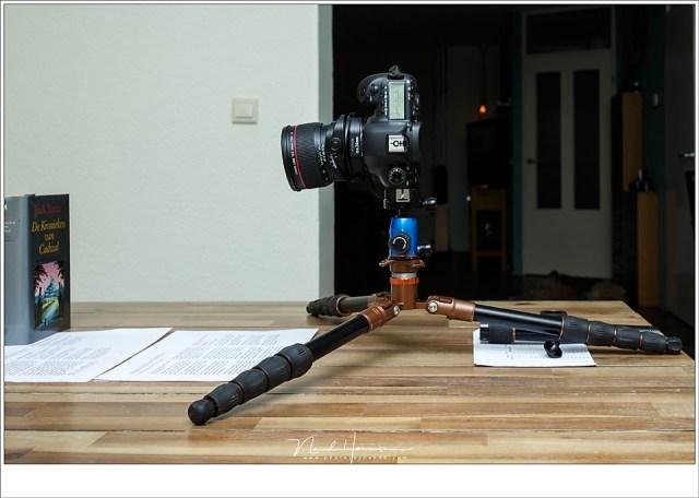 De foto's in deze setup zijn allemaal gemaakt met een Canon TS-E 24mm f/3,5L II op de Canon EOS 5D mark IV.
