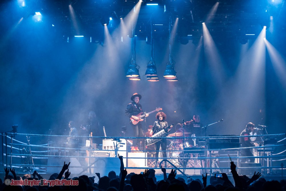 Arcade Fire at Pacific Coliseum in Vancouver, BC on October 14th 2017