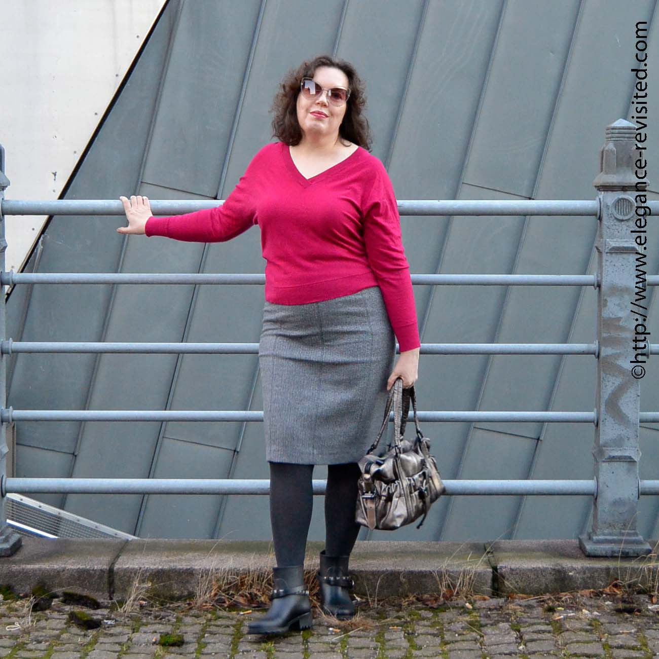 winter smart casual over 50