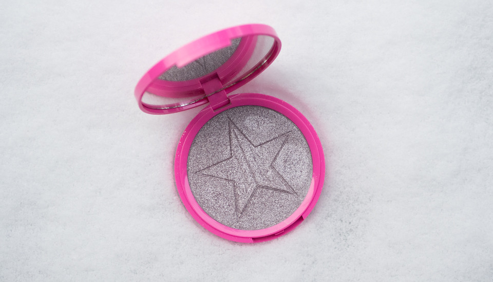 jeffree star skin frost lavender snow