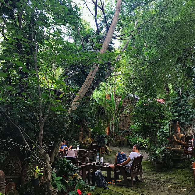 Clay Studio Cafe Chiang Mai