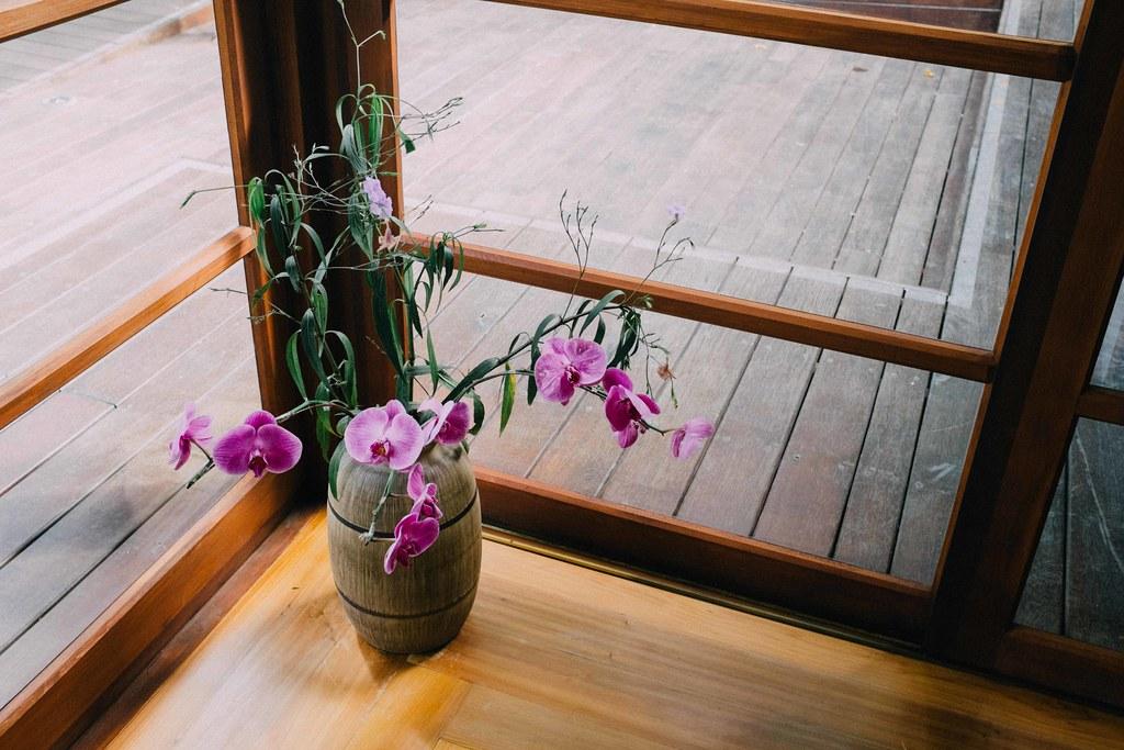 Flores y plantas decoran VVG Chapter