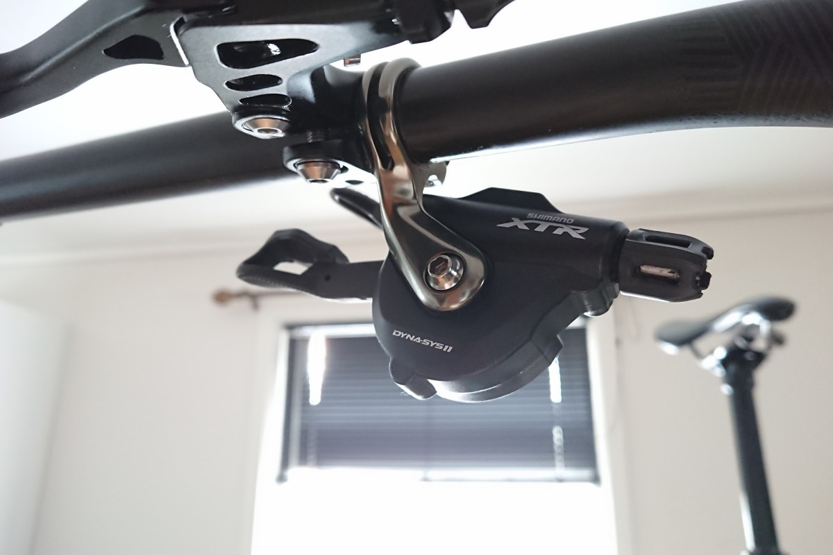 Over a year with Shimano XTR M9000 Shifter + Xt M8000