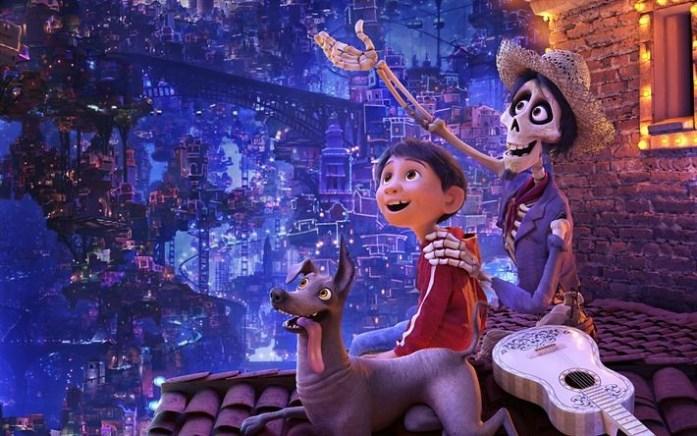Movie Review Coco 2017 Adira Oktaroza