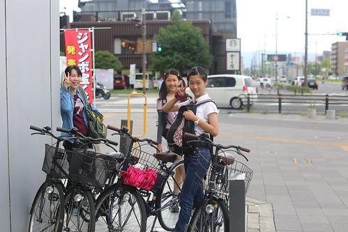 【2017日本京都七日訪】再度騎腳踏車繞京都