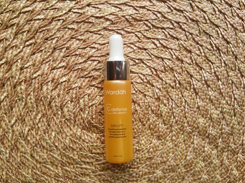Wardah C Defense Vitamin C Serum