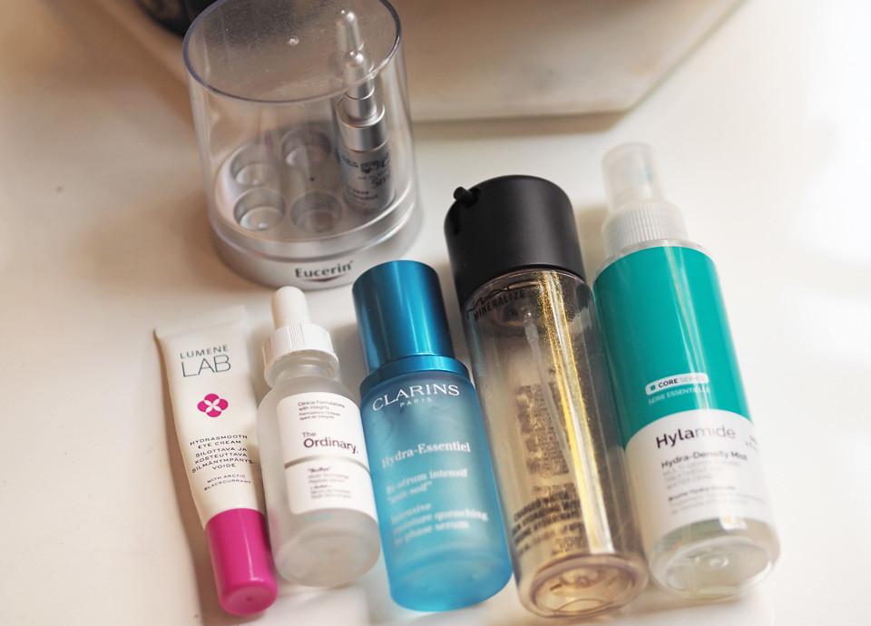 marraskuun loppuneet roskat ihonhoito