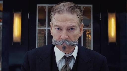 Hercule Poirot - Kenneth Branagh