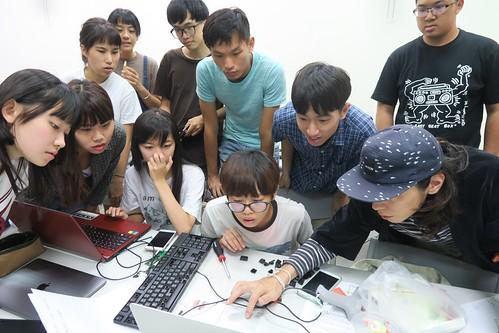 【行動講堂NO.5】日籍藝術家芥川真也「機動藝術工作坊」
