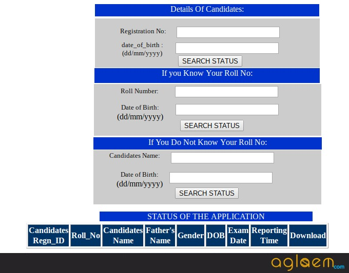 SSC Delhi Police Constable Admit Card